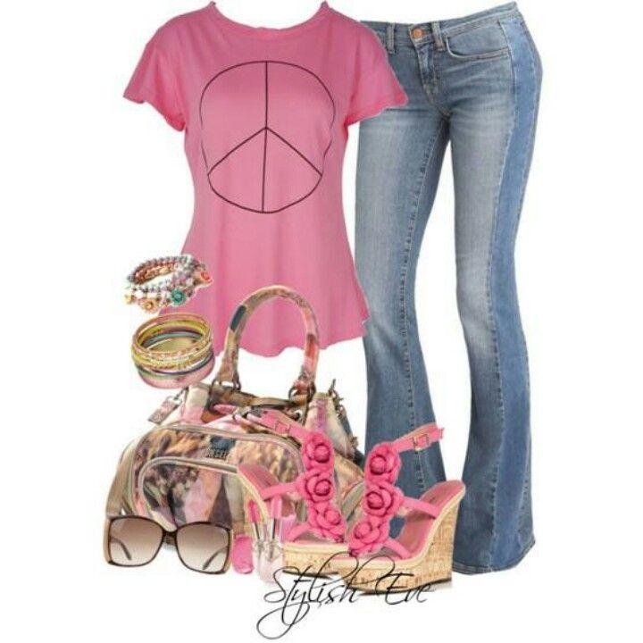 Pin de Ceci Salmon en outfit | Pinterest | Conjuntos, Pintas y ...