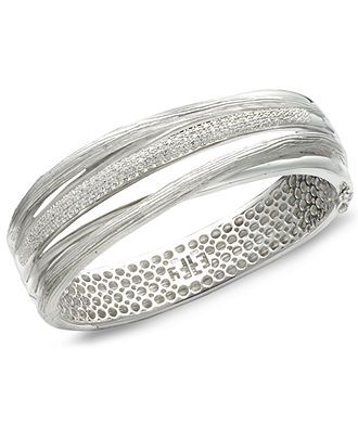 Balissima by Effy Collection Diamond Bracelet Sterling Silver