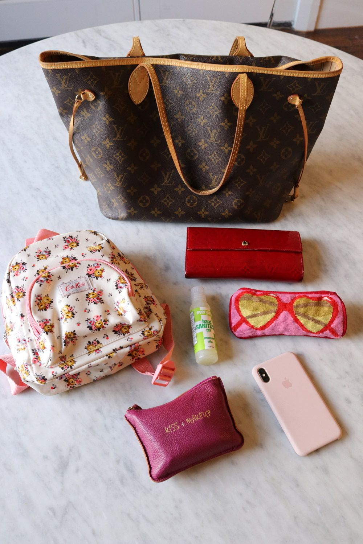 02bcb7fbd580 What s in My Bag    LV Neverfull MM http   styleofsam.com