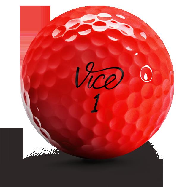 Vice Golf Balls Logo Png Transparent Download