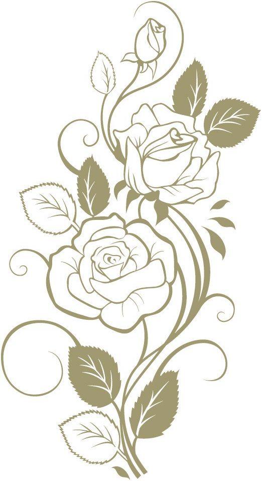 Pin Di Blerta Foto Su Dudushja Disegni Di Rose Disegno Fiori E