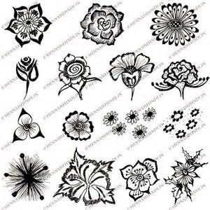 Simple Henna Tattoos Easy Flower Designs Tattoo Flower Henna Henna Flower Designs Henna Drawings