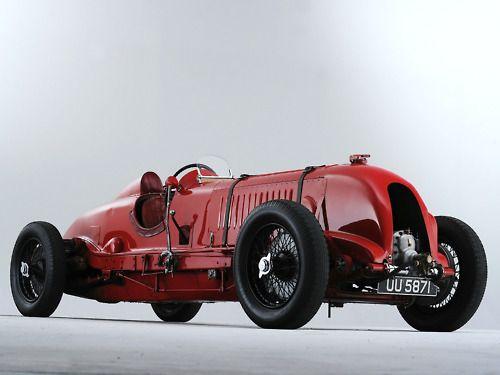Bentley 4,5 l Supercharged Racing, 1929.
