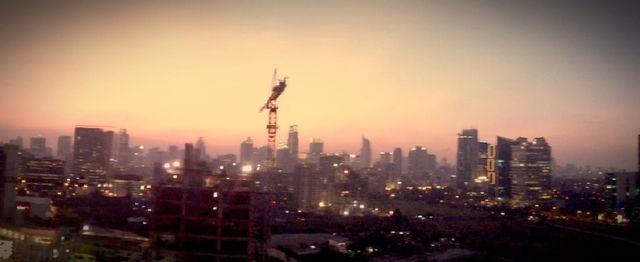 Jakarta city of blinding lights | Jakarta city, City of ...