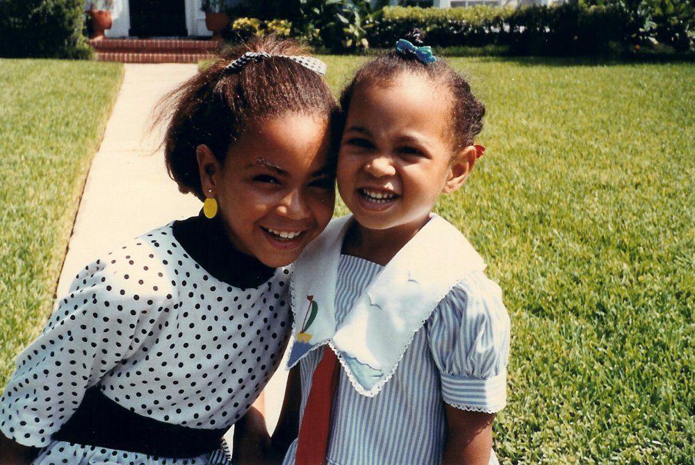 Beyoncé & Solange Knowles | Solange | Pinterest | Solange ...