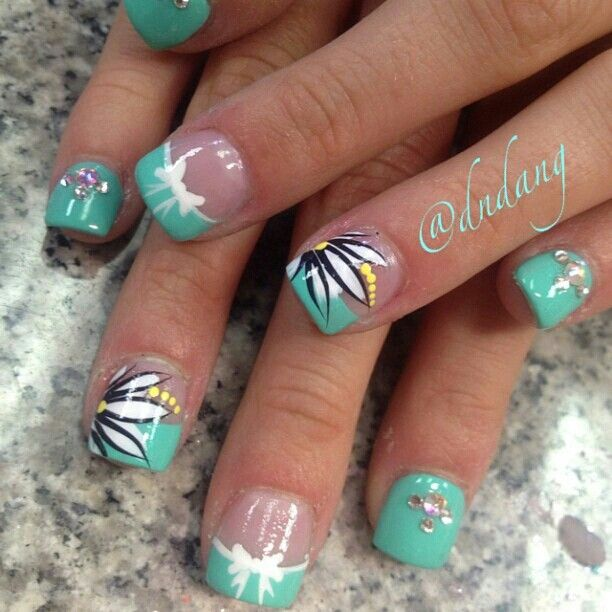 Pin de Jane J. Manru ♡♡ en UÑ@$ :-D€ M♡:-DA Nails | Pinterest ...