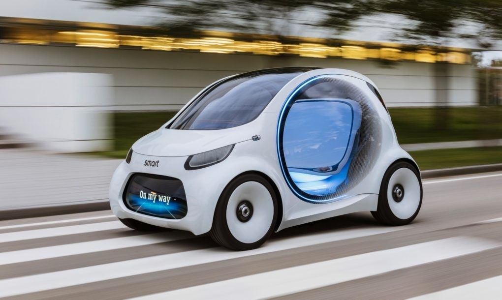 Mercedes Smart Car >> New Electric Smart Fortwo Is Ready To Revolutionize Car
