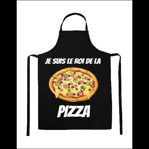 Tablier Roi De La Pizza Tout Personnaliser Tablier Tablier Cuisine Pizza