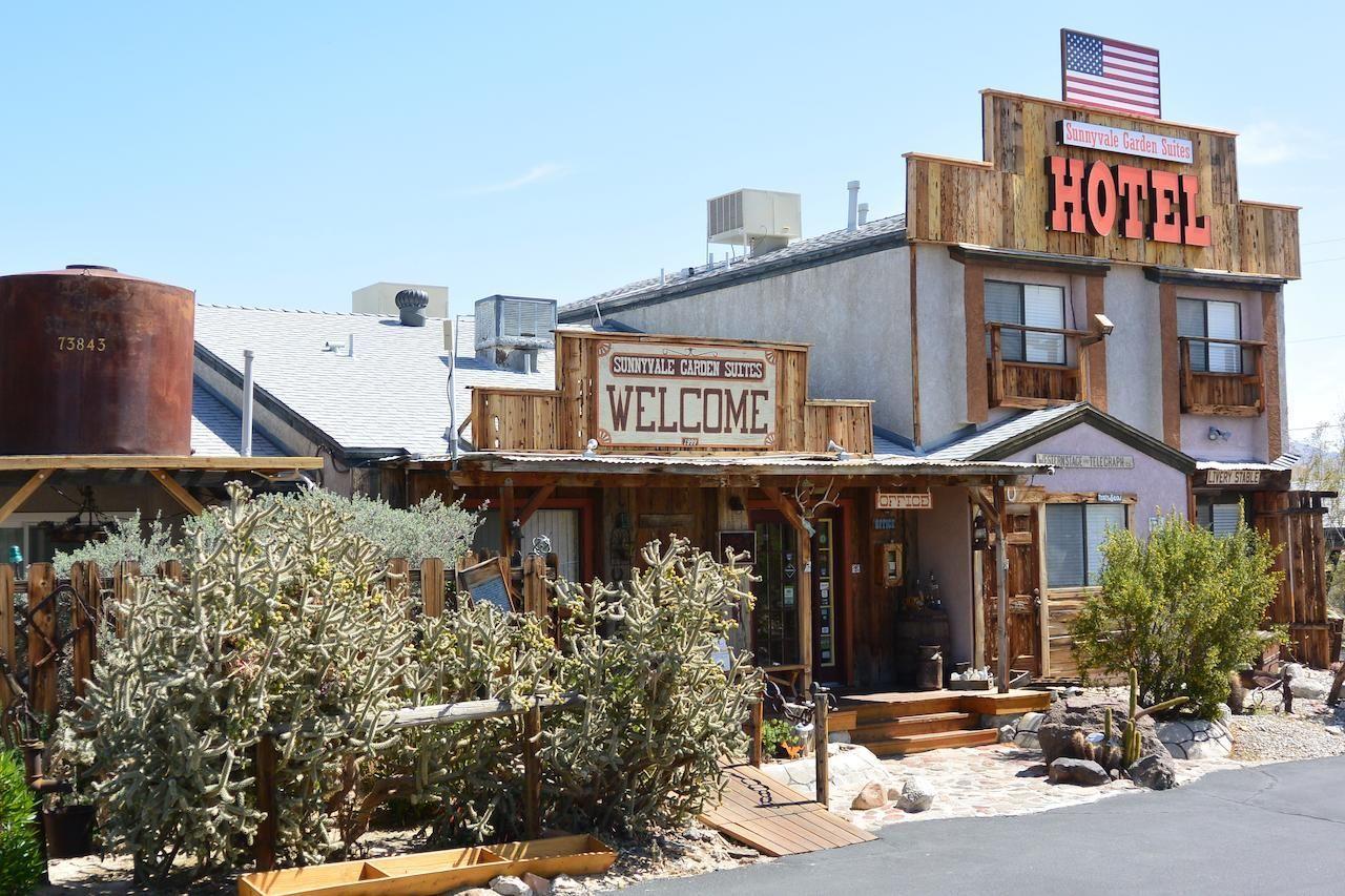 29 Palms Inn near Joshua Tree - one of my favorite little ...