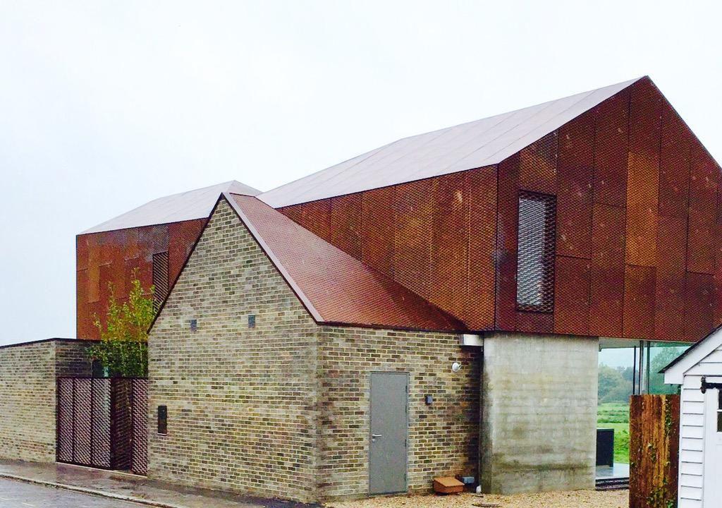 Kevin McCloud on   Grand designs uk, Rainscreen cladding ...