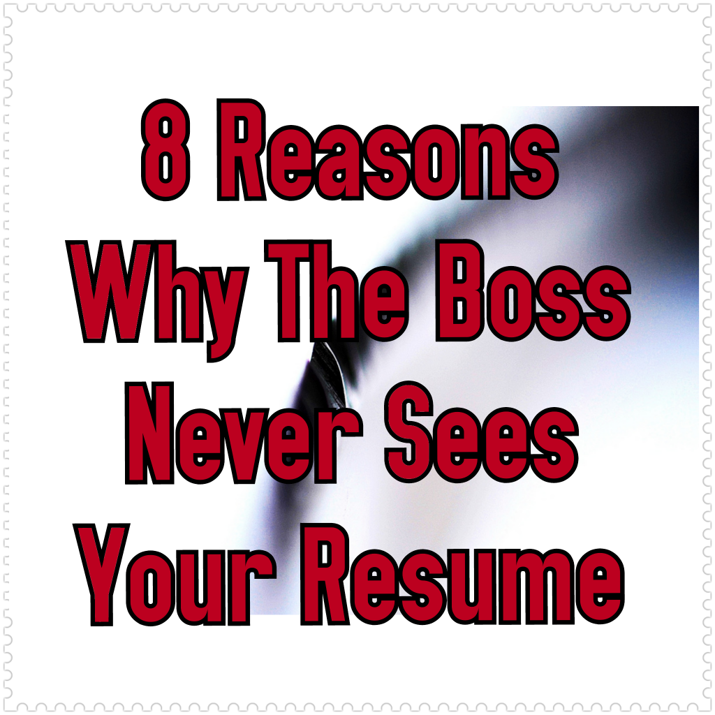 a bad resume keeps you from getting an interview learn the eight things you can - Bad Interview Now What How To Learn From A Bad Job Interview
