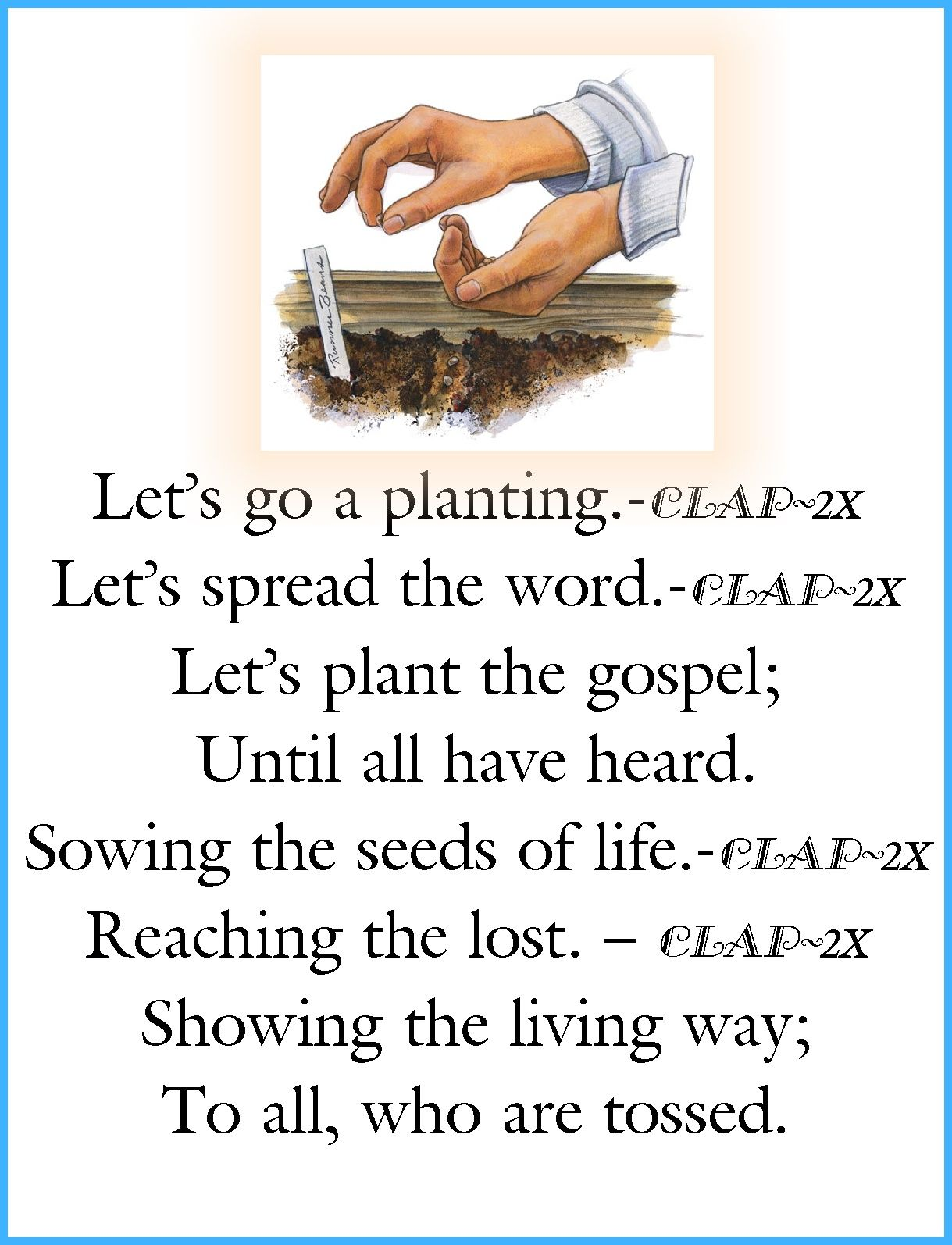 Quotes About Planting Seeds For Life Sow Seeds God Quotes  Planting Seeds Bible Verse  Living For God