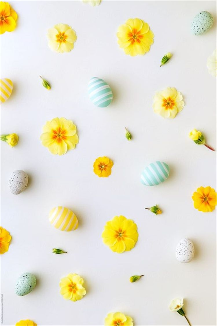 Simple Yet Cute Easter Wallpapers You Must Have This Year Women Fashion Lifestyle Blog Shinecoco Com In 2021 Easter Backgrounds Easter Wallpaper Holiday Wallpaper
