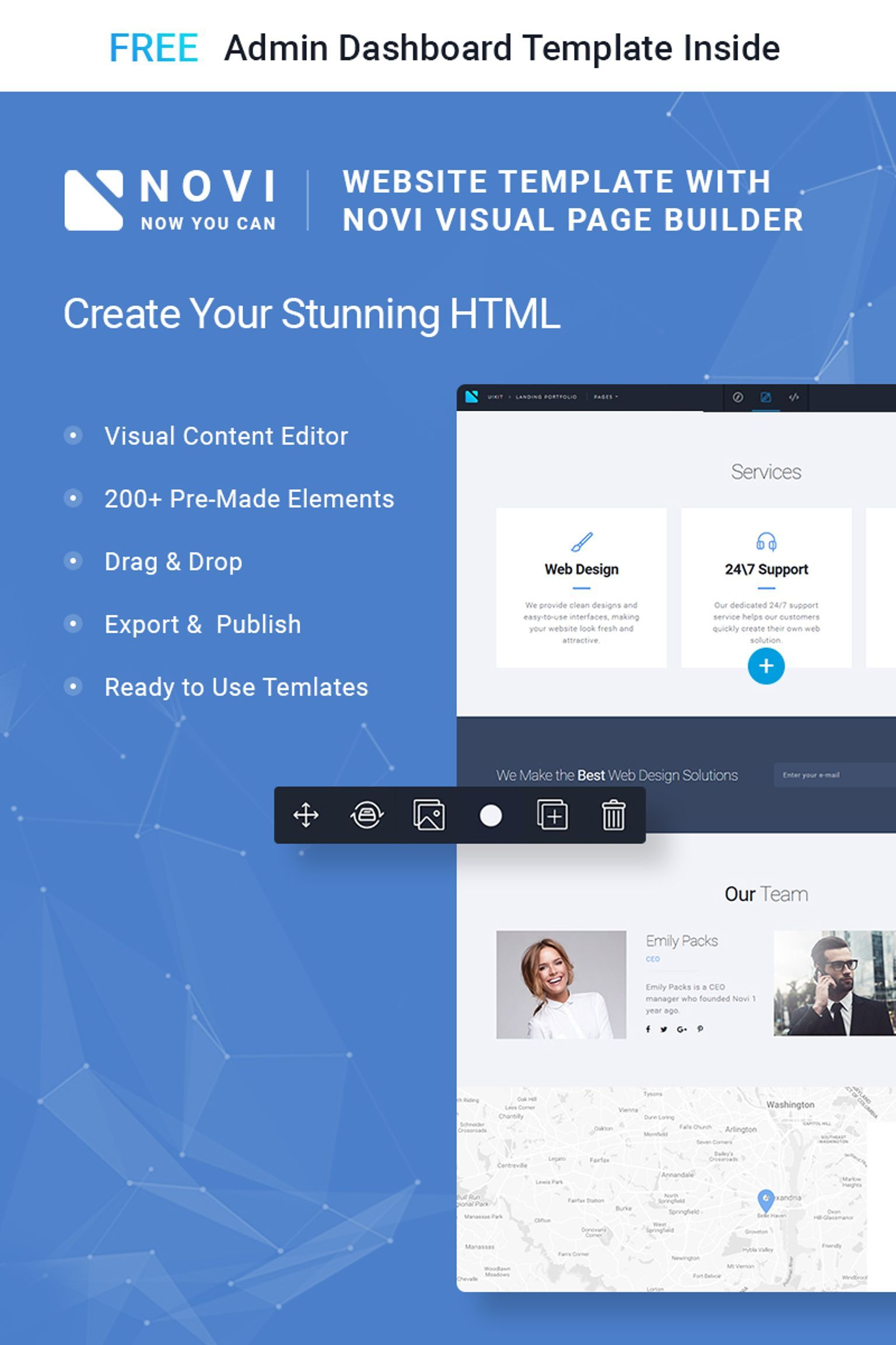 Novi Corporate Business Multipurpose With Html Builder Website Template 65992 Business Website Templates Website Template Templates