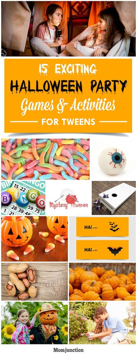 12 Halloween Games And Activities For Teens And Tweens Halloween - halloween party ideas for teenagers