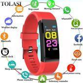 Uhren Kaufen Neue 115plus Smart Watch Pulsmesser Blutdruck Fitness Tracker Smartwatch Sportuhr Fur Ios Android Mit Box Azfegexqiu545 11
