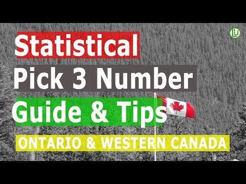 Western Pick 3 Numbers