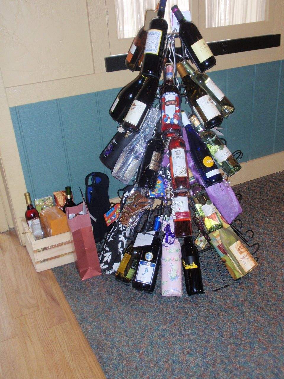 wine wishing well for a bridal shower perfect idea for once one of my bffs is getting married d