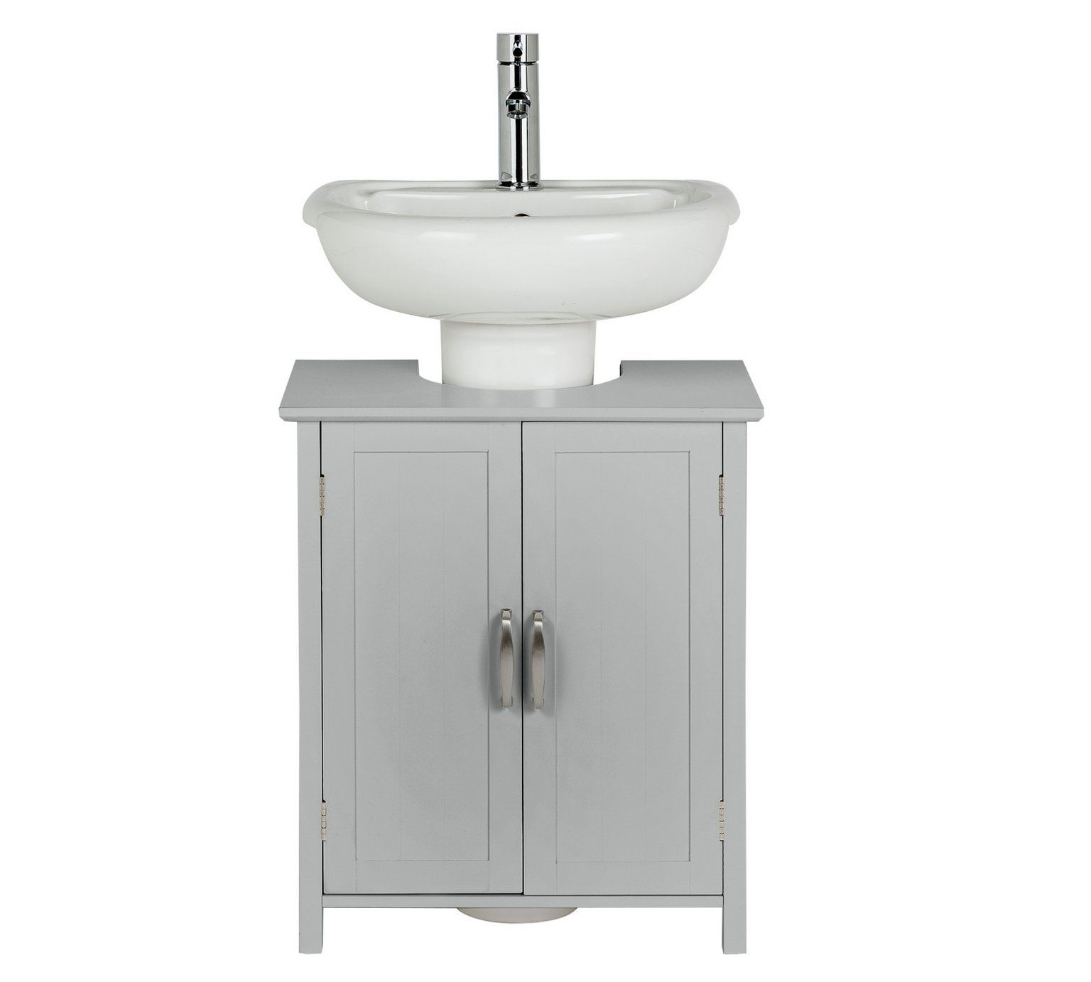 Super Home Tongue And Groove Undersink Storage Unit Grey Home Interior And Landscaping Ologienasavecom