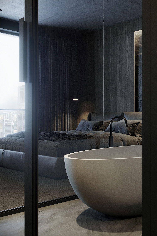 Modern Bathroom Design Bycocoon Bycocoon Modern Bathroom Bathroom Freestanding Bathroom Design Luxury