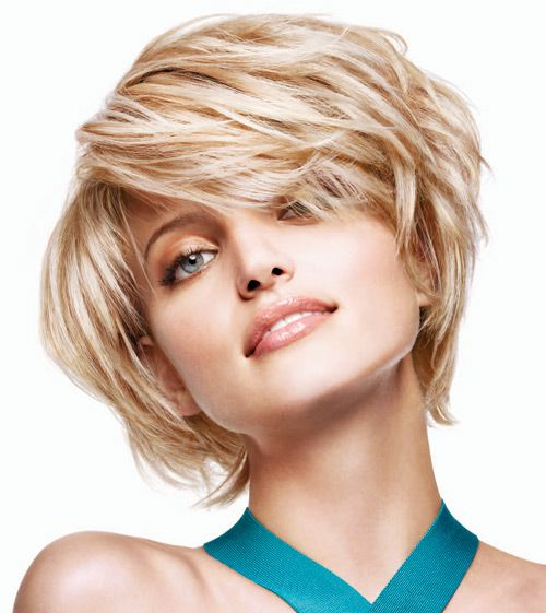 Click On The Image For Diy Steps For This Tousled Short Hair Look Hair Styles Short Hair Styles 2016 Short Hair Styles For Round Faces