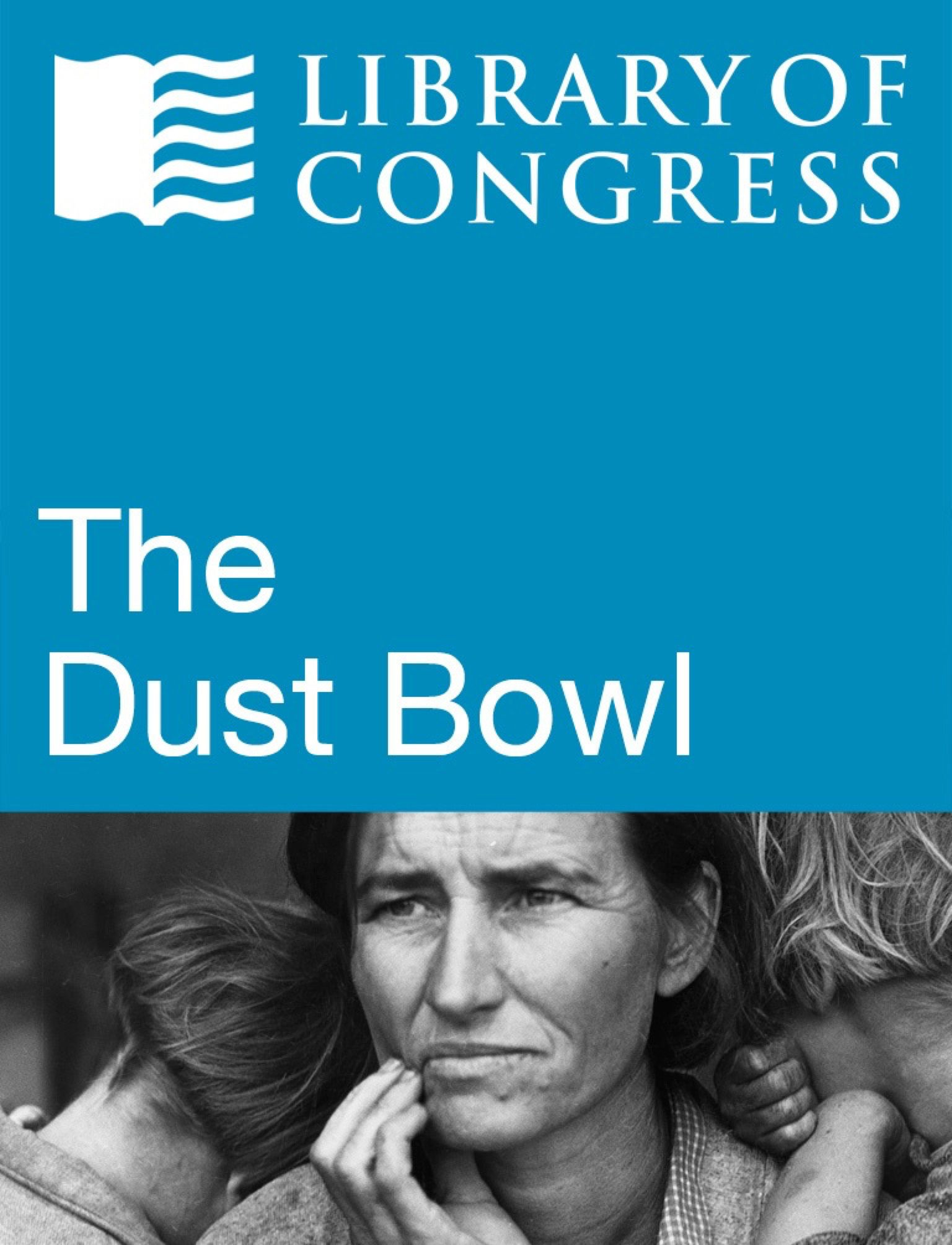 Read A Free Sample Or Buy The Dust Bowl By Library Of
