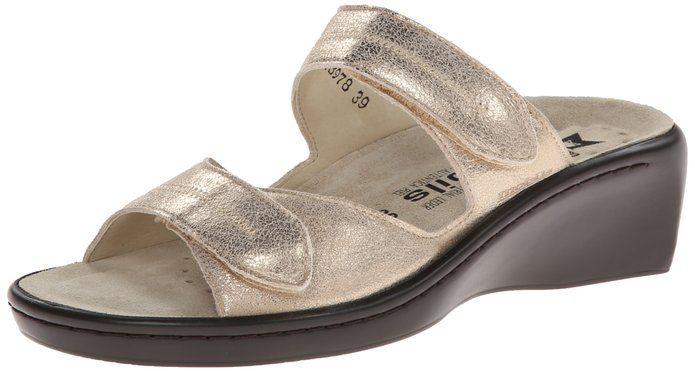 5317e7aa705 Amazon.com: Mephisto Women's Ulda Sandal: Clothing | Orthopedic ...