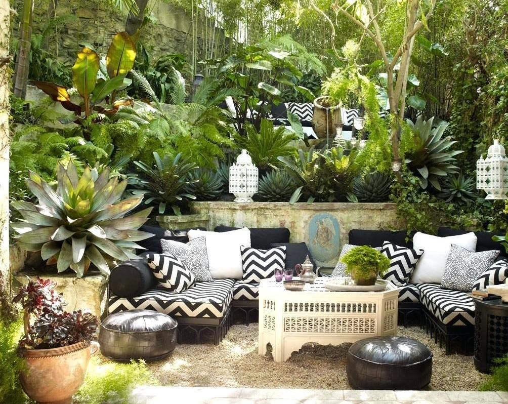 25 Wonderful Moroccan Patio Decor And Design Ideas Patio Garden