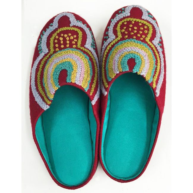 Pin By Jenny Krauss Handmade On Gift Ideas Slippers Shoes Fashion