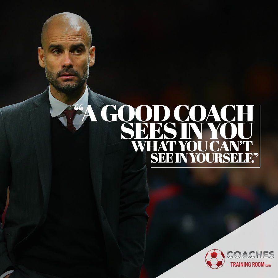 Motivational Inspirational Quotes: Soccer Coaching Quote Pep Guardiola