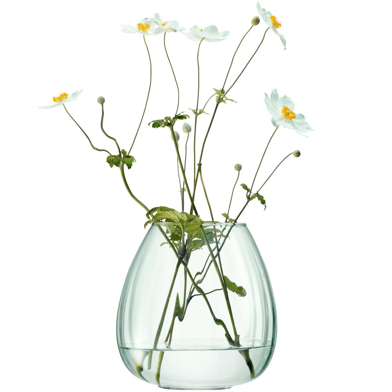Recycled Glass Mia Vase