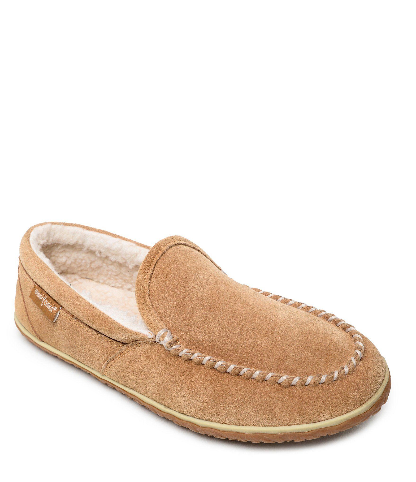 dillards mens slippers