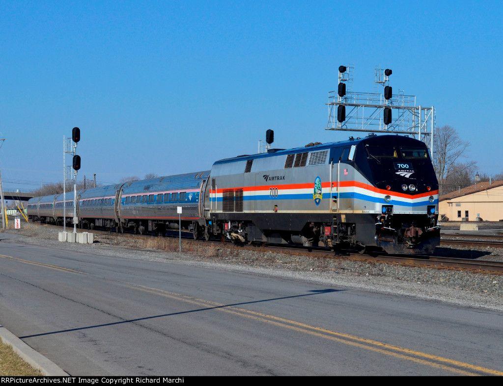 Pin by Anthony Vessella on Amtrak Amtrak, Train