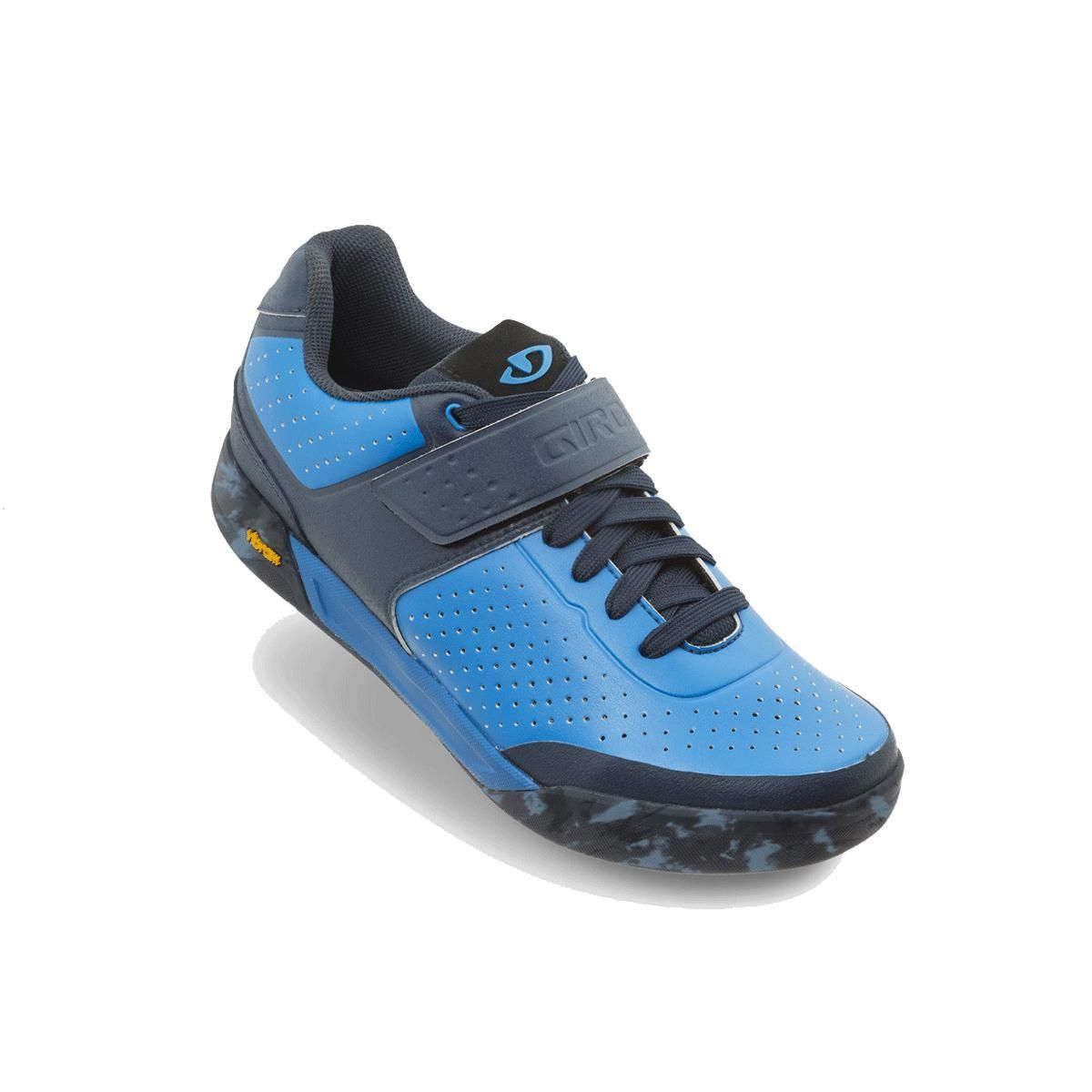Giro Chamber Ii Mtb Shoes 2018 Blue Jewel Midnight 45 Rugged