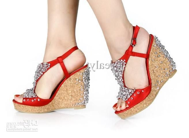 6af0336953 Fashionable New Women's High Heels Leather shoes,Crystal shoes, Women's  Sandals Pumps shoes rjfj1