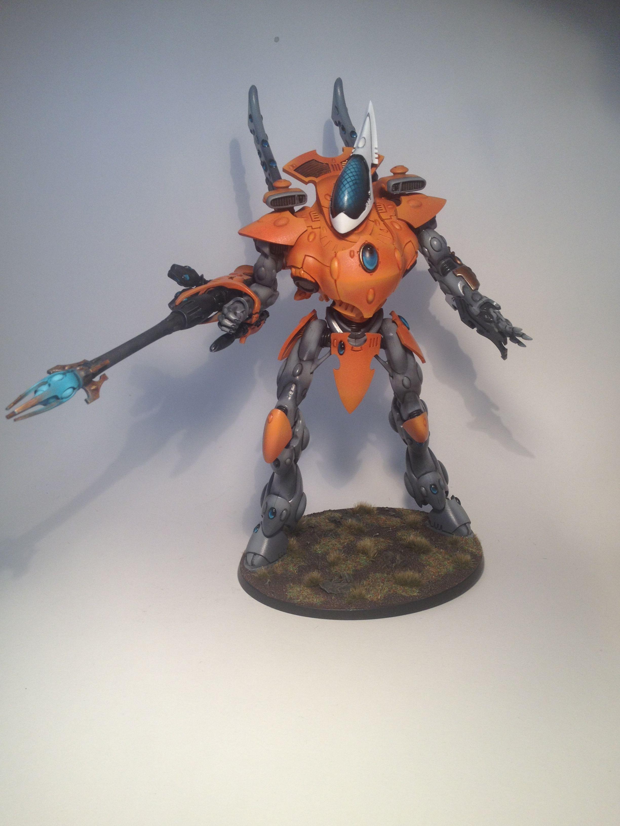 Forceshield with Arm D *BITS* Wraithblades Eldar Wraithguard