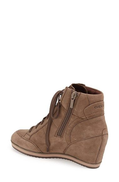 75701ea30a9e Geox  Illusion  Wedge Sneaker (Women)