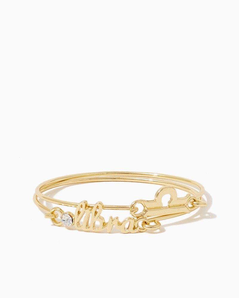 charming charlie   Libra Symbol Bracelet Set   UPC: 410006646223 #charmingcharlie