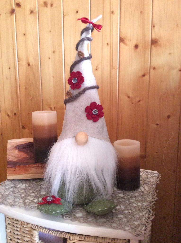 Gnomo fermaporta o soprammobile h 50cm gnomi for Ornamenti giardino