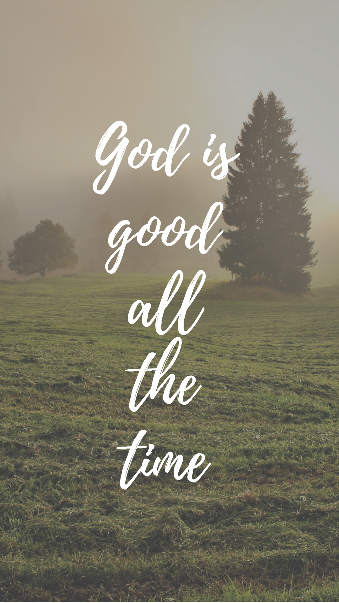 Deus é Bom Plano De Fundo God Is Good Tumblr Frases Pinterest