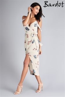 ff96ffb797d1 Bardot Floral Wrap Dress | Wimbledon Wardrobe | Wrap dress floral ...
