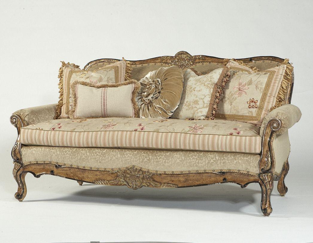 Paul Robert Living Room Mylisant Sofa 155   Aaronu0027s Fine Furniture   Altamonte  Springs, FL