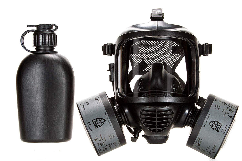 Mira Safety Full Facepiece Reusable Respirator Gas Masks Cbrn Grade Respiratory Protection Tactical Gas Mask Gas Mask Tactical