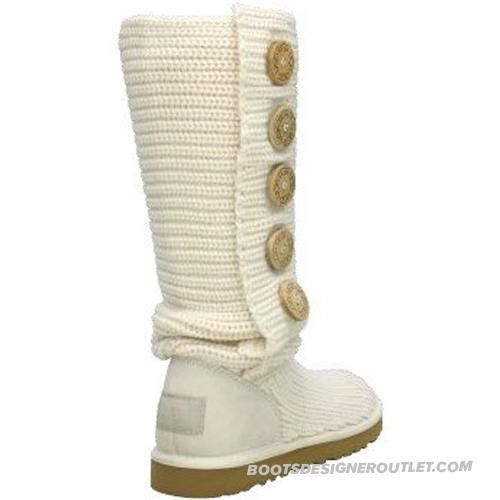 1ad83a0c01c Exceptional Stunning Cardy Tall 1878 Knit Ugg Boots - White Of Great ...
