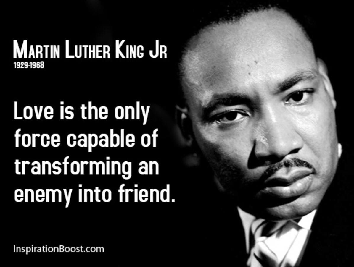 Martin Luther King Love Quotes Pinmagda Slone On Inspiration  Pinterest