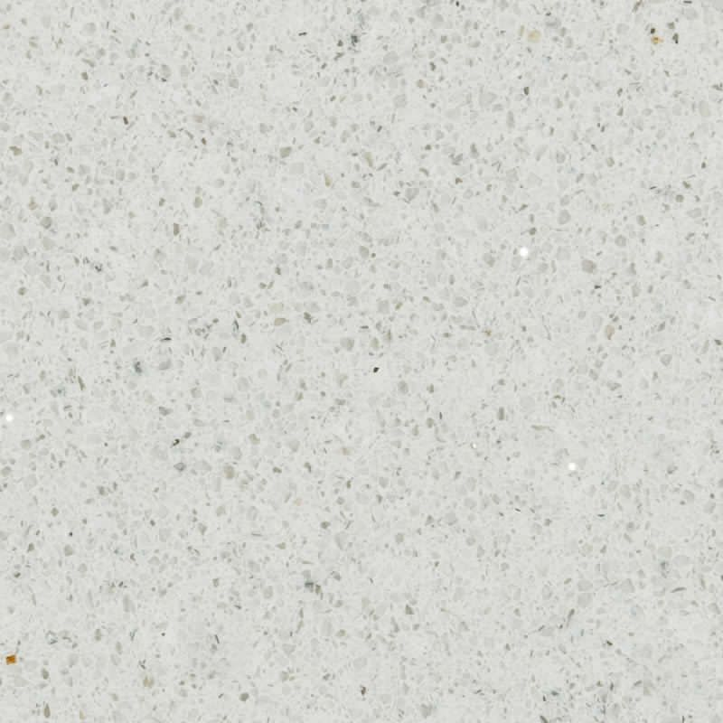 Silver Shimmer Quartz Countertops Caesarstone White Quartz