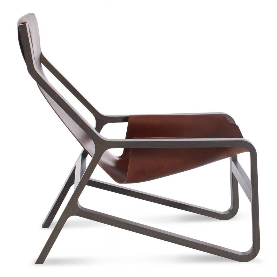 Toro Lounge Chair From Blue Dot Interesting Products