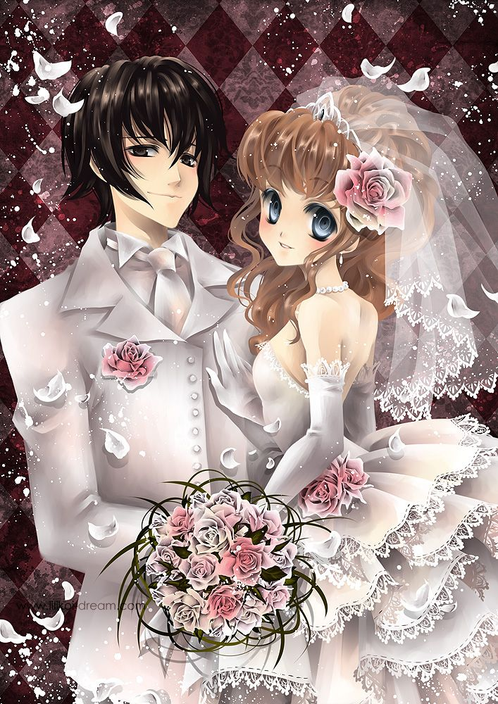 Wedding Bells By Luleiya Deviantart Com On Deviantart Anime