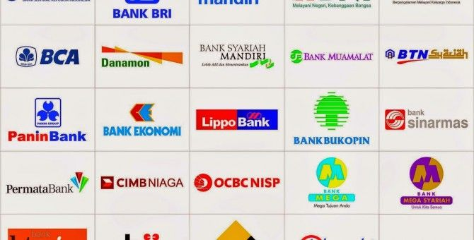 List 7 Digit Code Bank Indonesia (With images) Coding