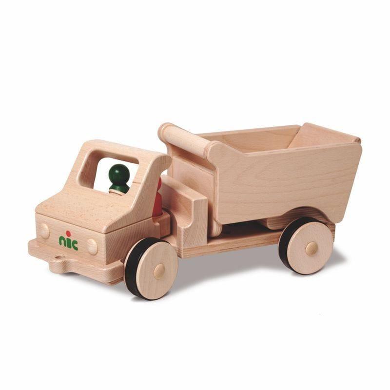 Nic® CreaMobil Fahrzeug online kaufen | KidsWoodLove ... | {Echtholzküchen hersteller 30}